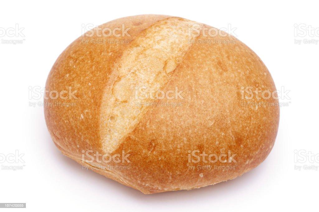bread - hard roll royalty-free stock photo