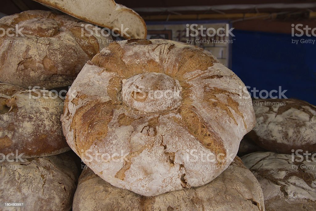 bread loaf - Pan stock photo