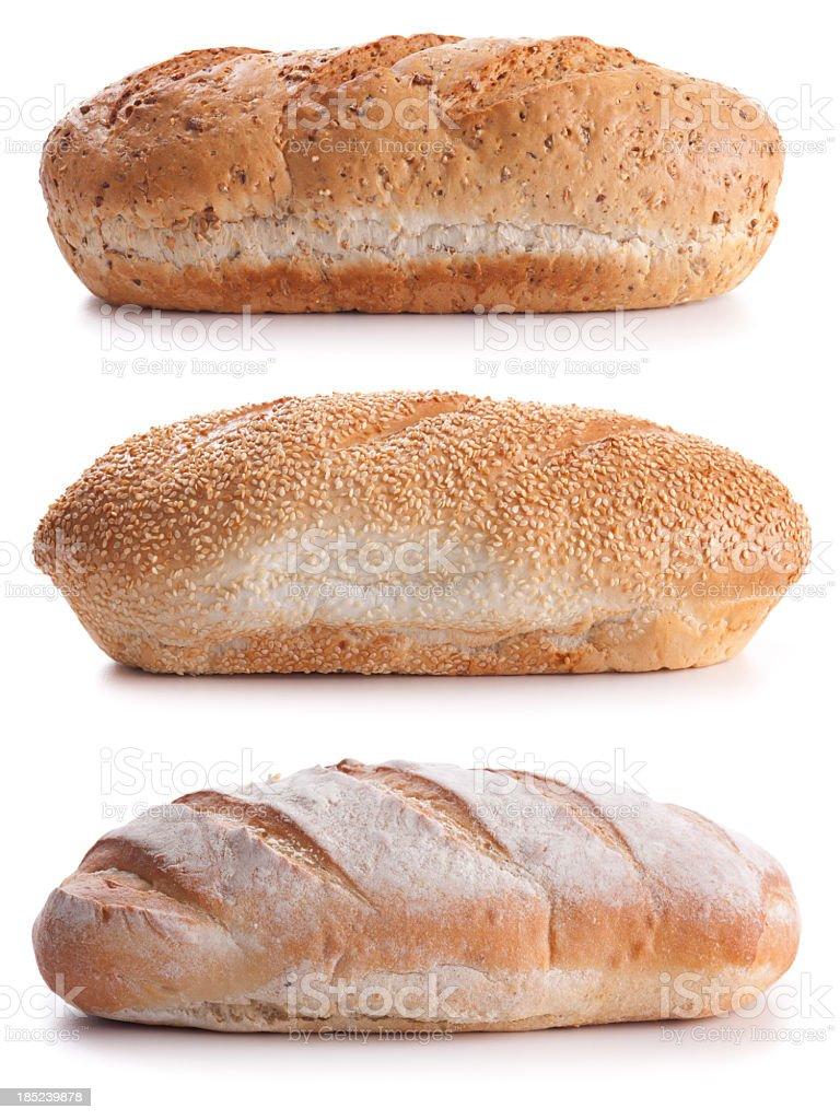 Bread Loaves stock photo