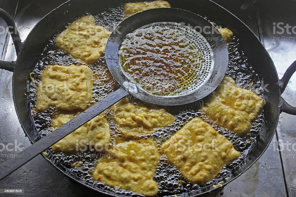 Pan de humita en aceite - Foto de stock de Alimento libre de derechos