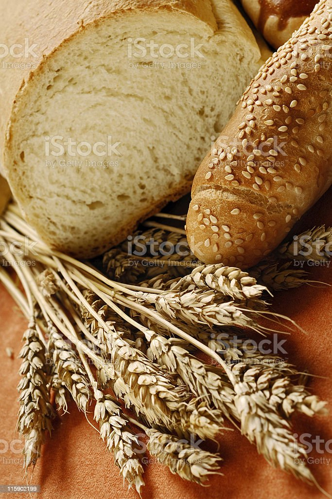 bread royalty-free stock photo