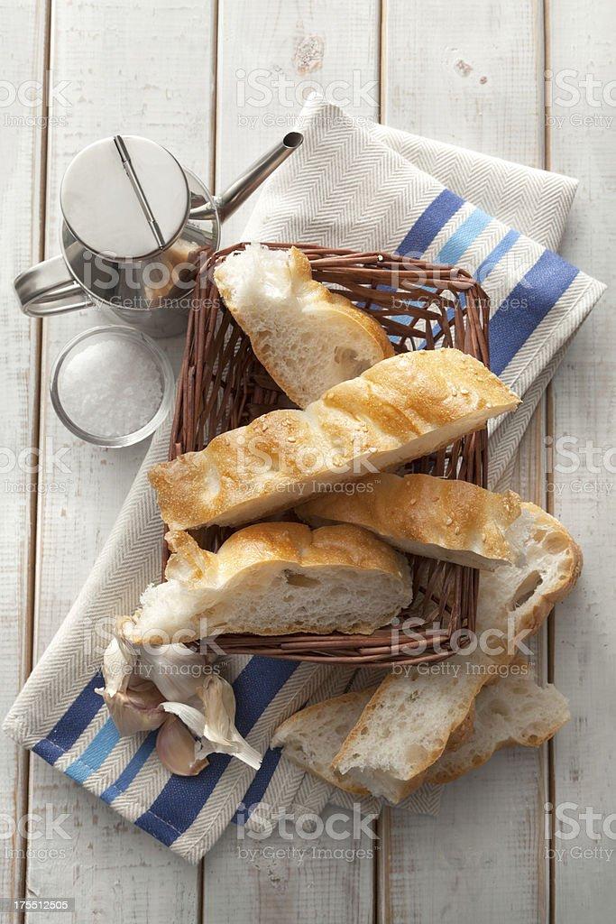 Bread: stock photo