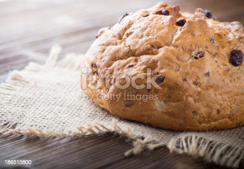 Bread Stock Photo & More Pictures of Baked