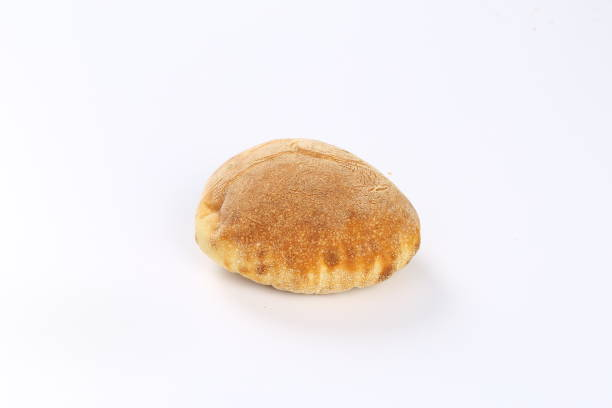 Bread Bread, Loaf of Bread, Baked, White Bread, Bun round loaf stock pictures, royalty-free photos & images