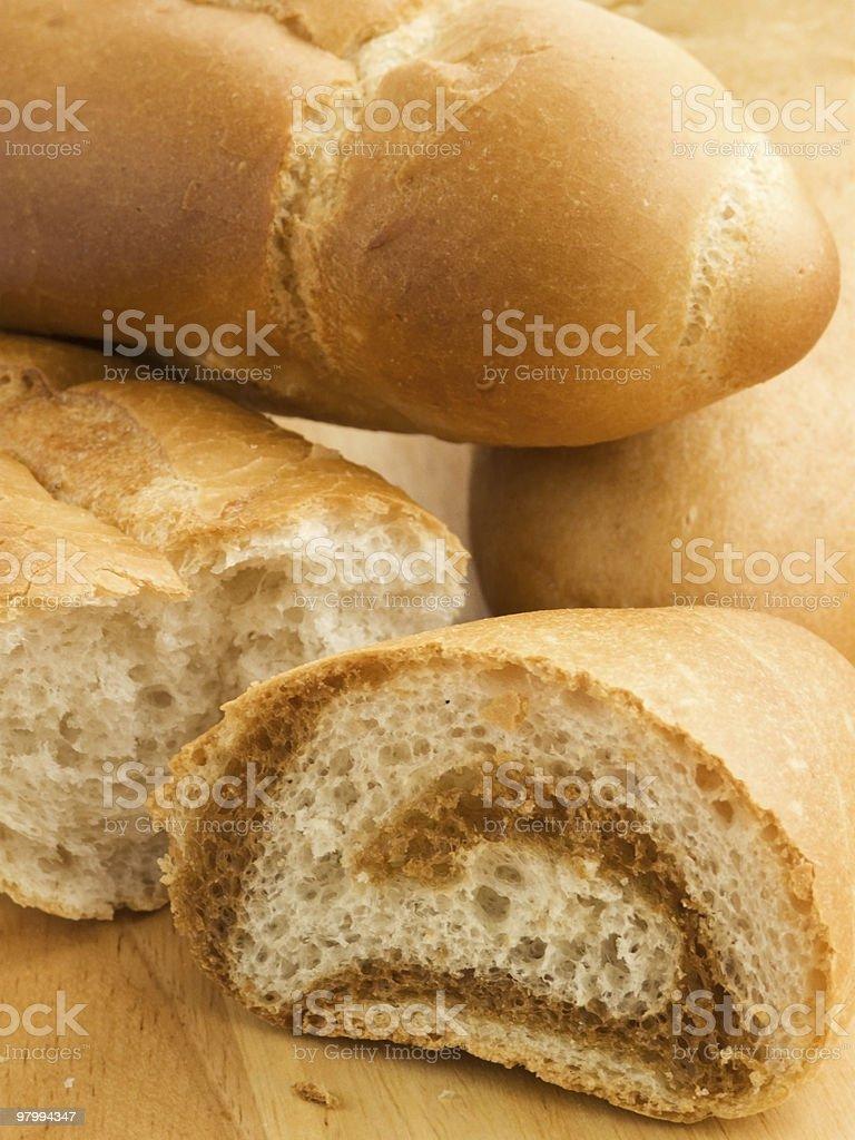 Bread royalty free stockfoto
