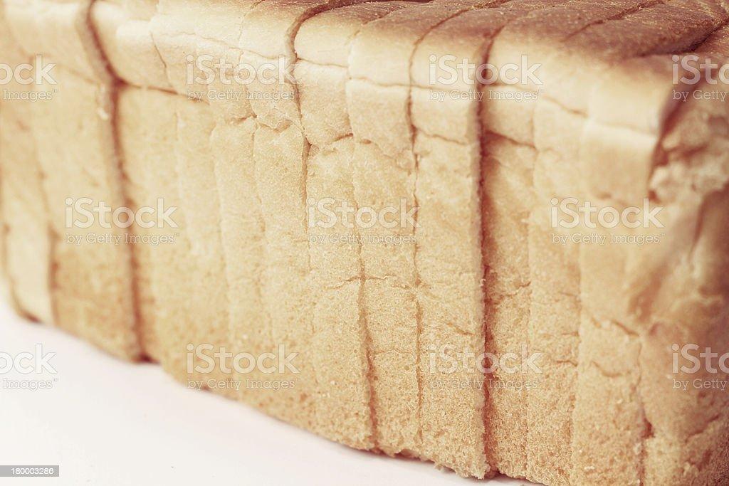 식빵 부분 royalty-free 스톡 사진