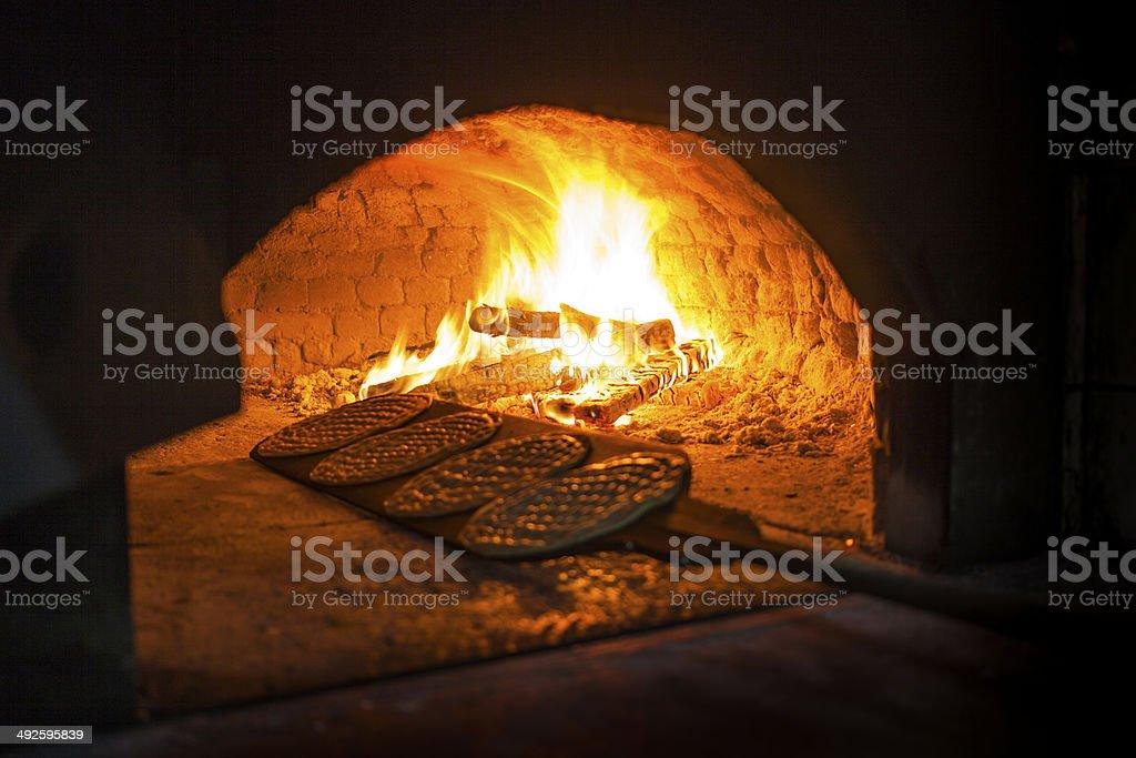 Brot-Produktion – Foto