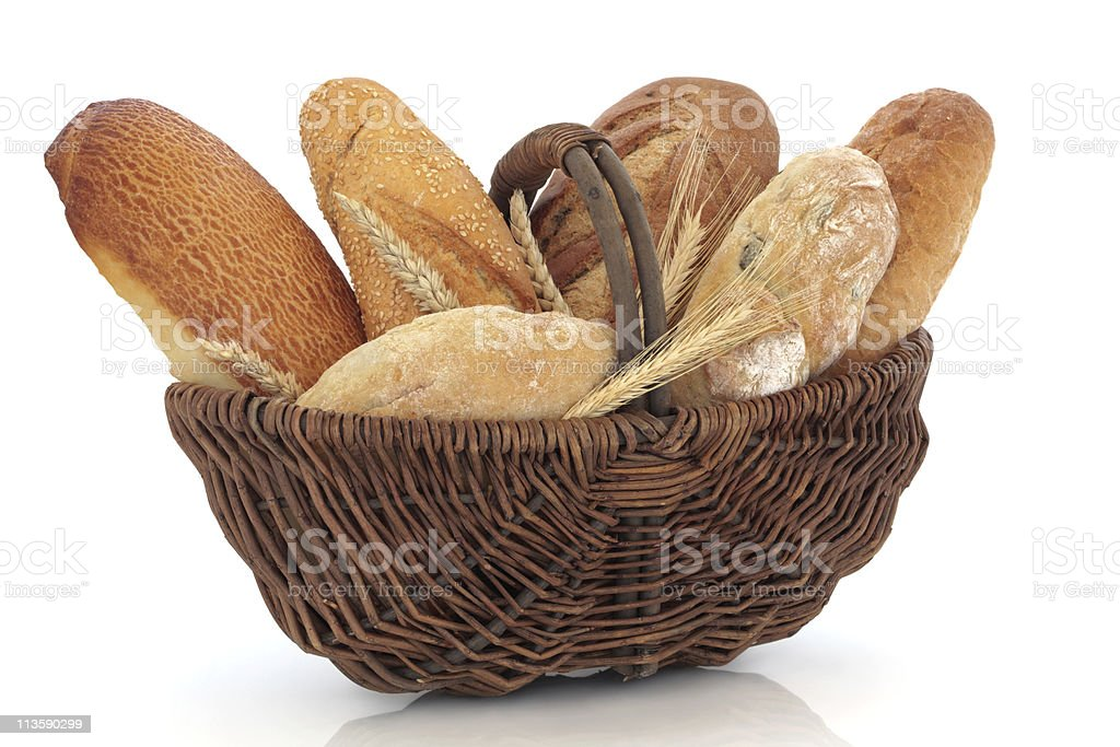 Bread Selection royalty-free stock photo