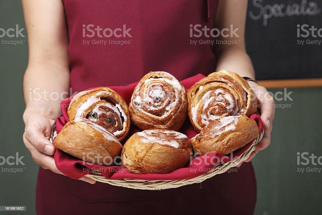 Bread Shop royalty-free stock photo