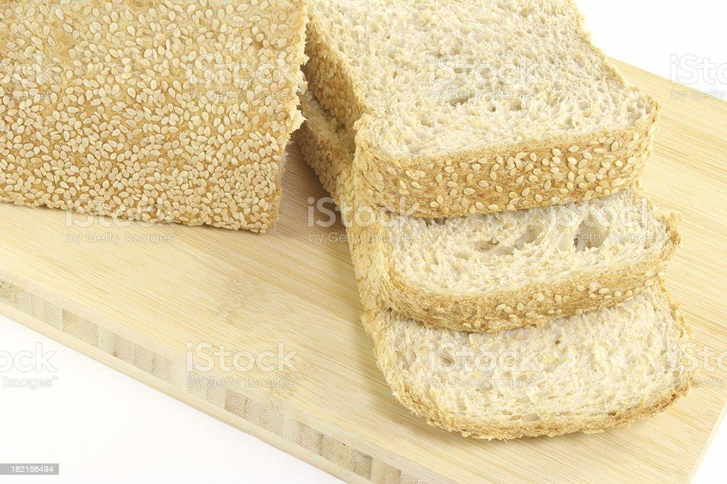 bread slices - Royalty-free 7-Grain Bread Stock Photo