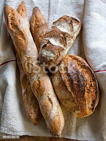 istock Bread Still life 894629576