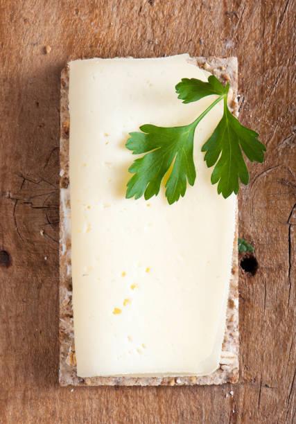 Brot mit Käse – Foto