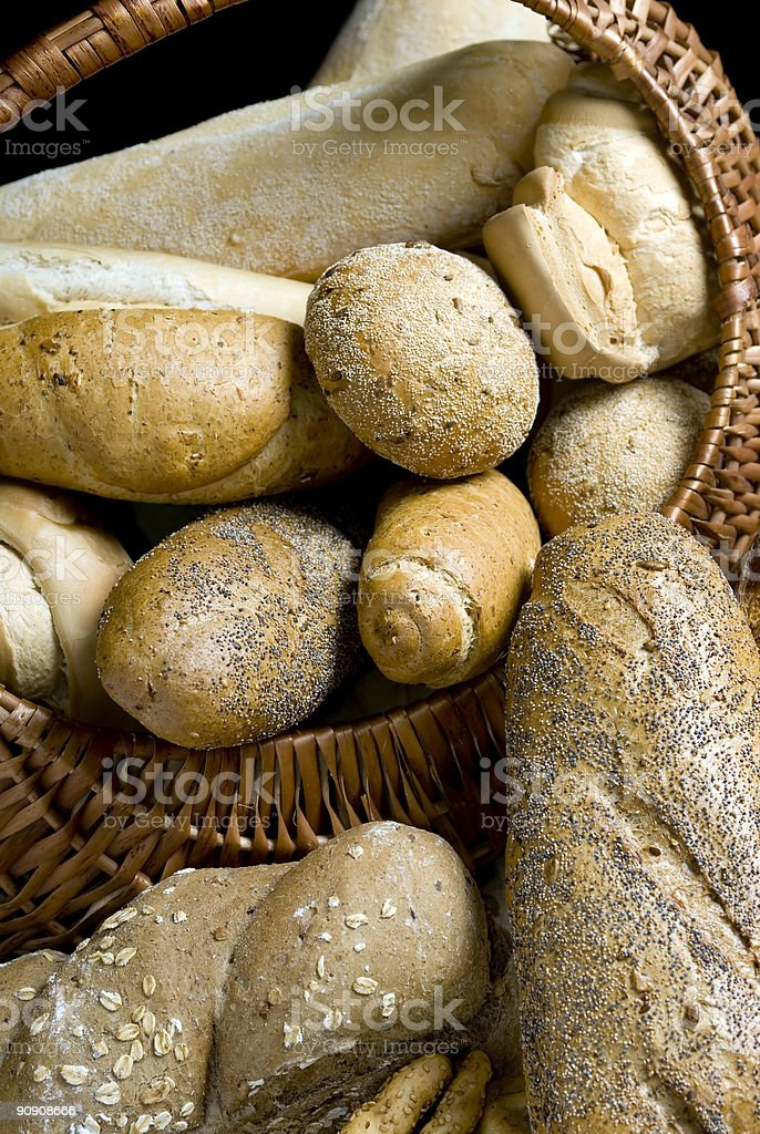 Breads 5 royalty-free stock photo