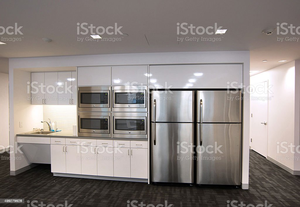 office pantry. Exellent Office Break Area Stock Photo And Office Pantry R