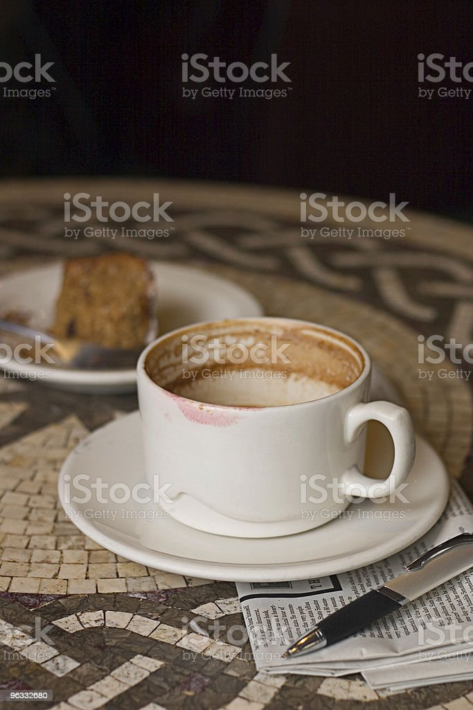 Break Over royalty-free stock photo