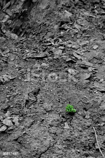 istock break through rocks 95817497