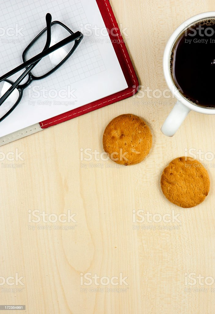 Break Time royalty-free stock photo
