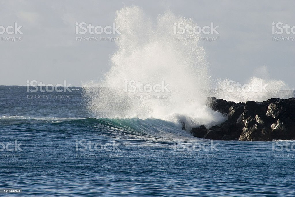 Break Waters - Royalty-free Armed Forces Stock Photo