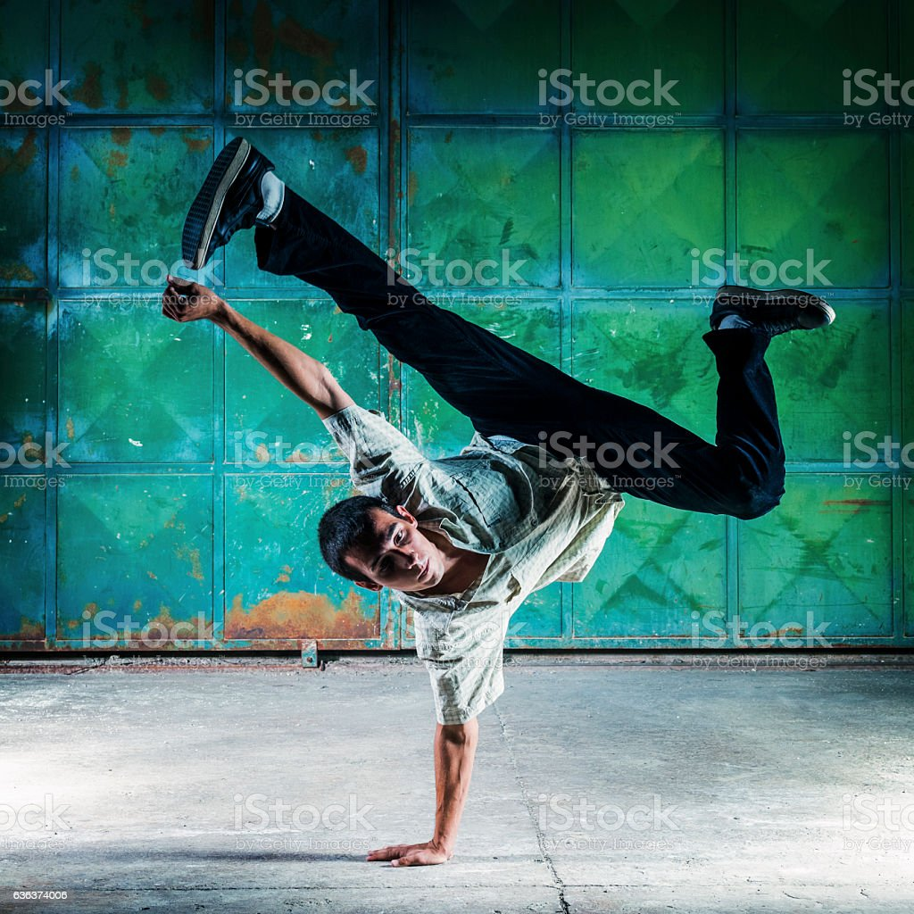 Breakdancer – Foto