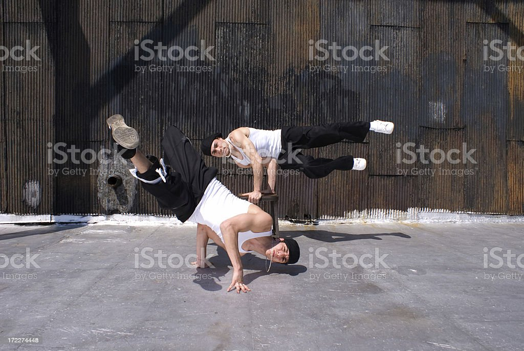 Breakdancers – Foto