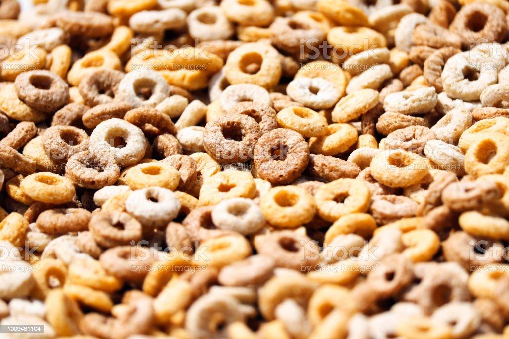 Breakfast cereal - Royalty-free Breakfast Stock Photo
