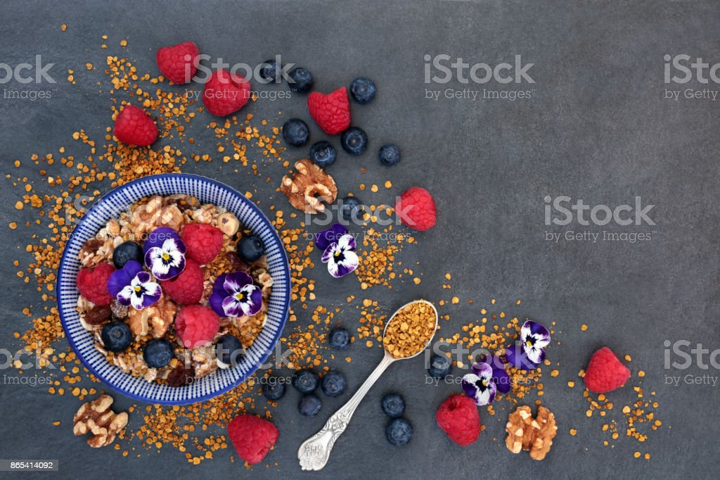 Breakfast Health Food stock photo