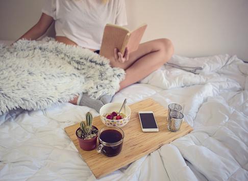 683349444 istock photo Breakfast in bed 1006062366