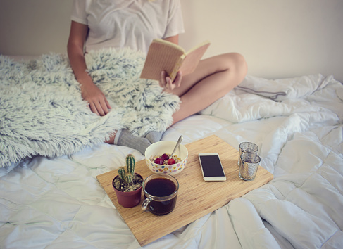 683349444 istock photo Breakfast in bed 1006062676