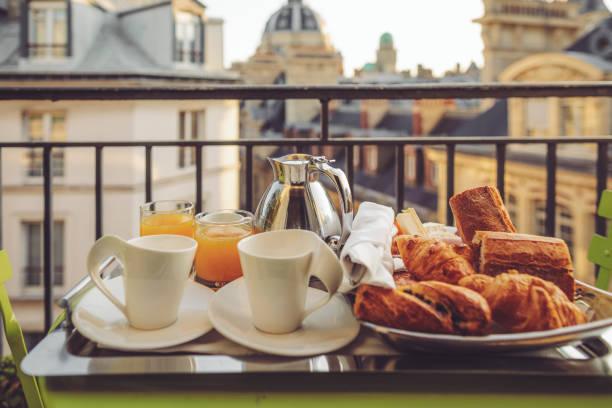 Frühstück in Paris – Foto