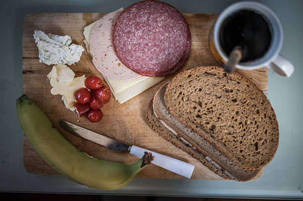Frühstück – Foto