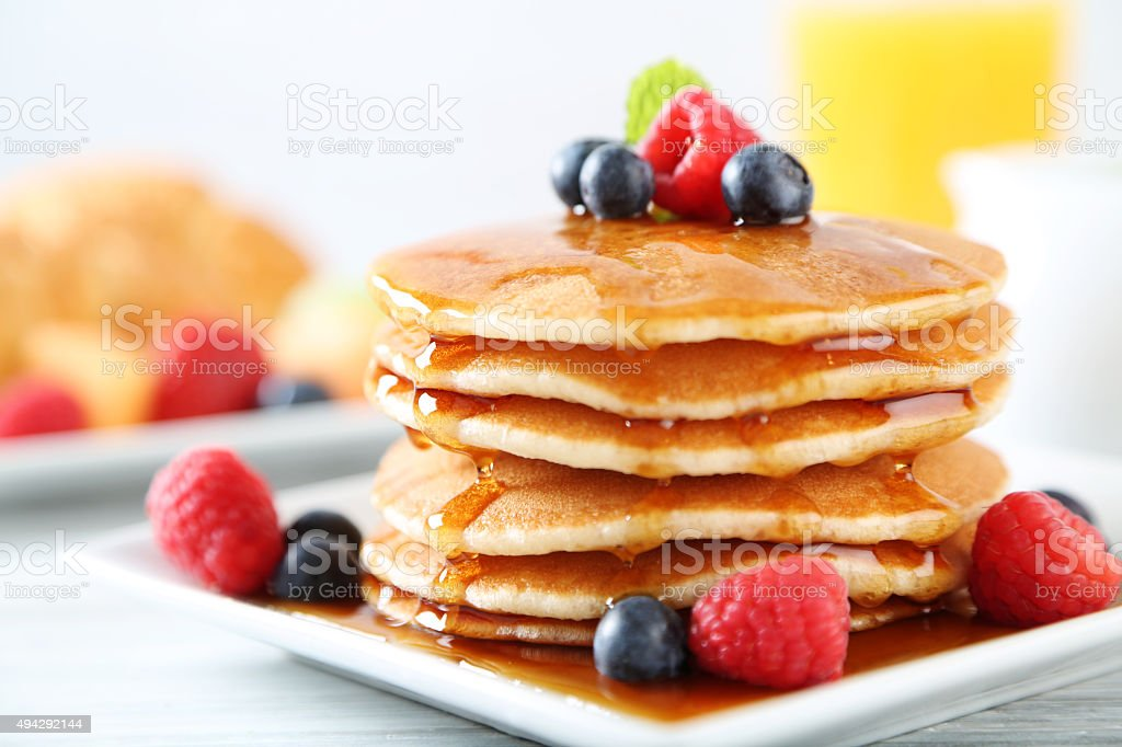breakfast breakfast 2015 Stock Photo