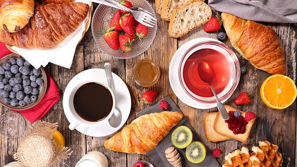 - frühstück  - brunch stock-fotos und bilder
