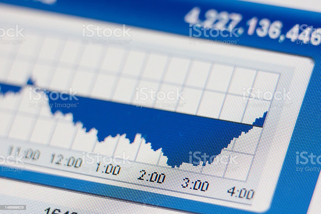 Breaking point stock photo