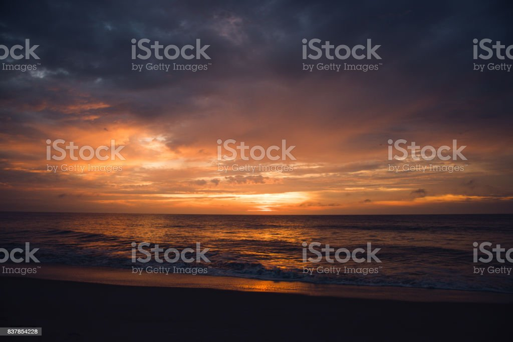 Breaking through stock photo