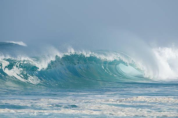 Brechenden wave – Foto