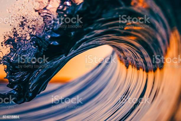 Photo of Breaking Wave