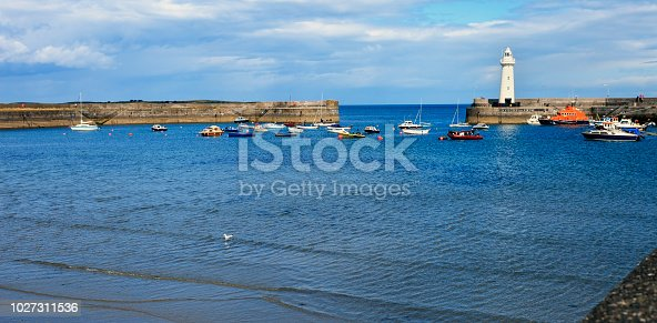 182421396 istock photo Breakwater and Donaghdee Lighthouse - County Down - Northern Ireland 1027311536