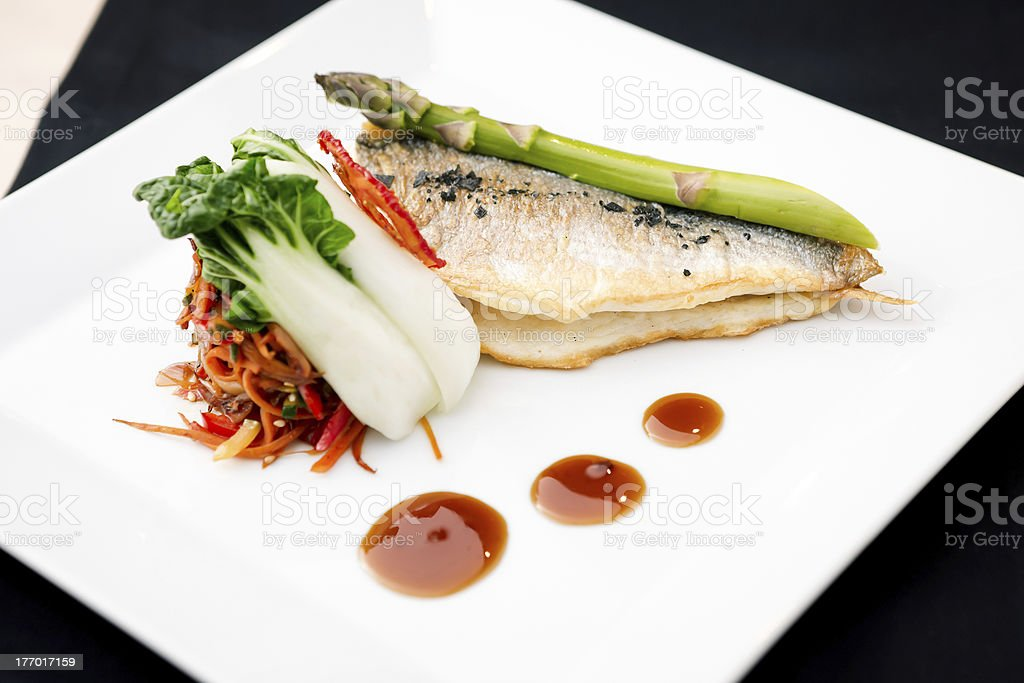 Bream fish royalty-free stock photo