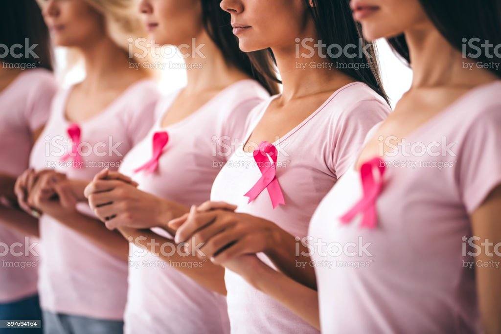 Breast Cancer Awareness. – Foto