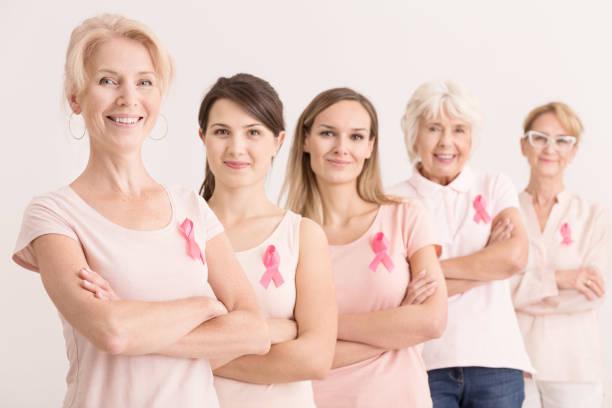 conceito de caridade de câncer de mama - breast cancer - fotografias e filmes do acervo