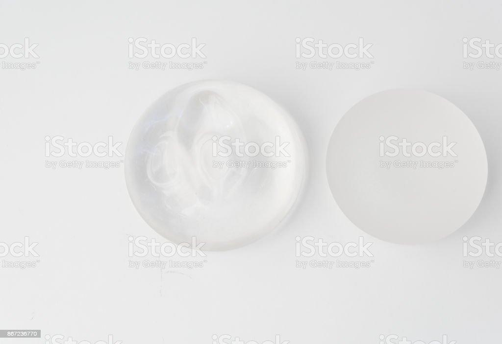 Corrección de mamas y cirugía plástica - foto de stock