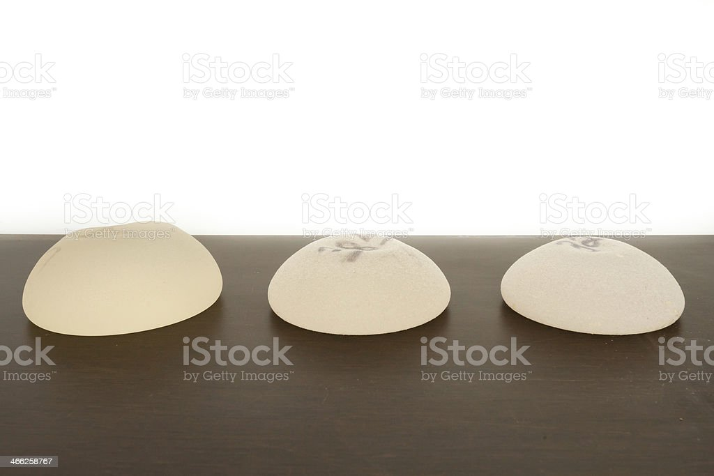 Breast Implants stock photo