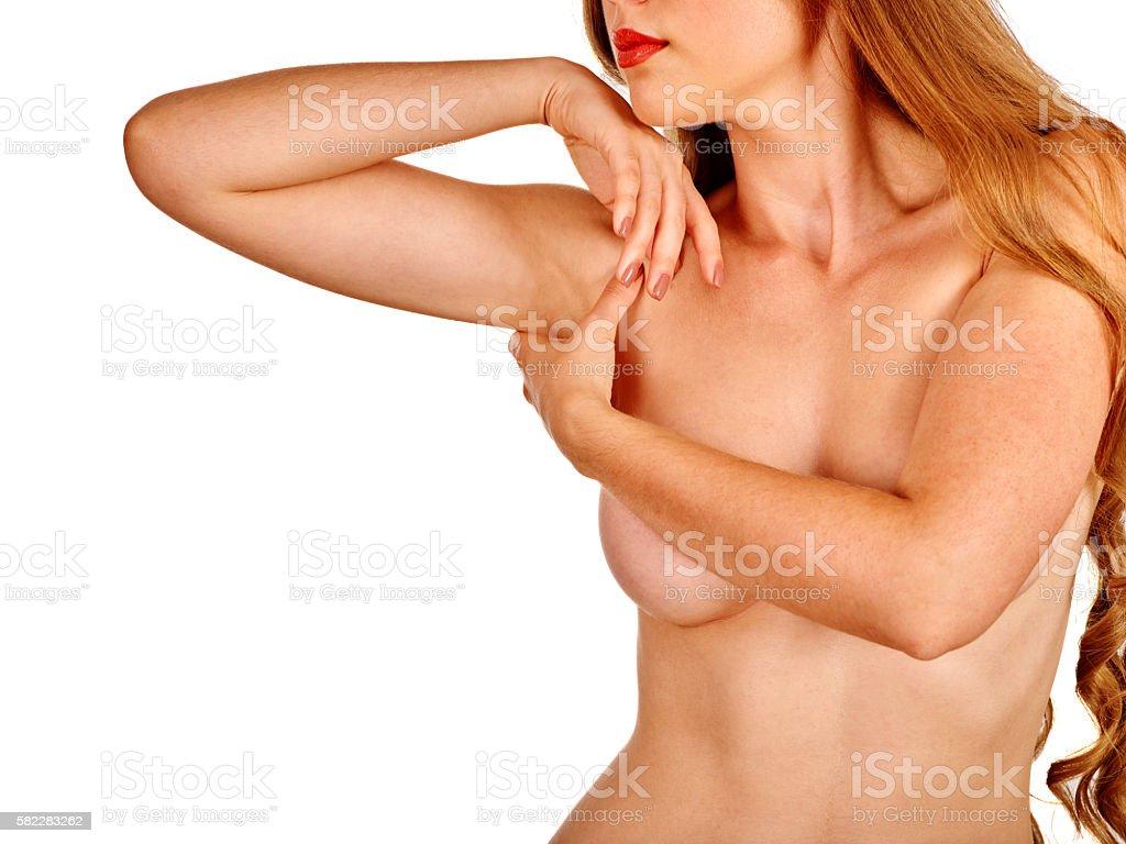 Nackt boy untersuchung