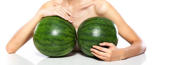 Brust-Implantat-Konzept – Foto