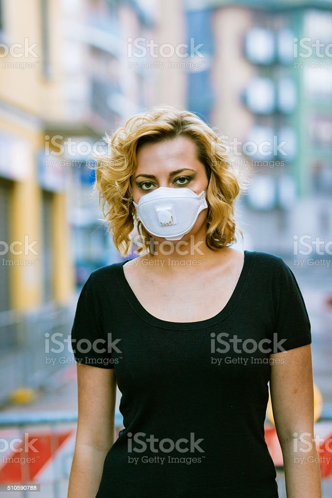 breathe stock photo