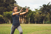 Tai Chi, Hand, Martial Arts, Vitality, Motion