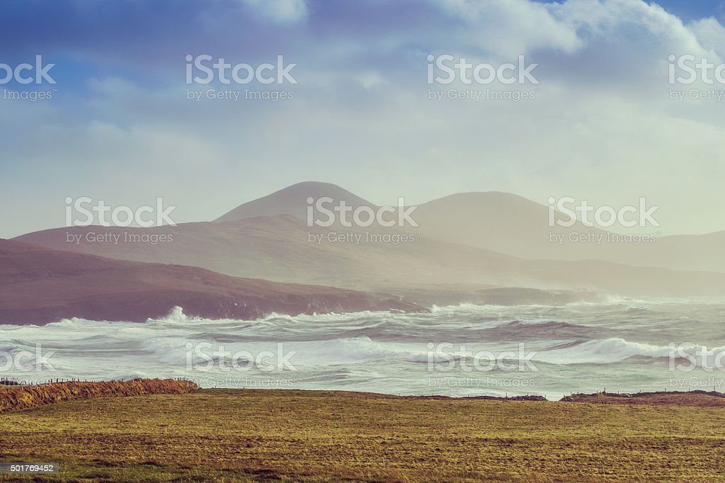 Breathtaking Ireland stock photo