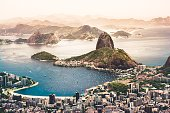 istock Breathtaking view of Sugarloaf Rio de Janeiro 1223083475