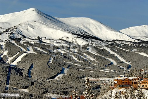 Breckenridge ski resort.