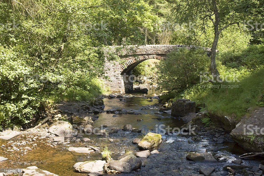 brecon beacons royalty-free stock photo